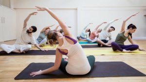 yoga classes location