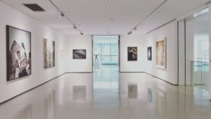 How do I prepare for a gallery exhibition?