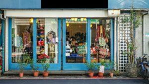 popup shop on rent