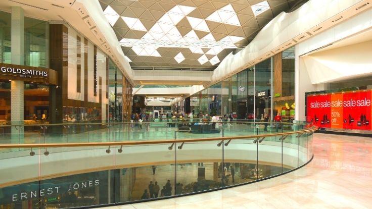 kiosk in malls