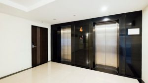 lift lobby on rent